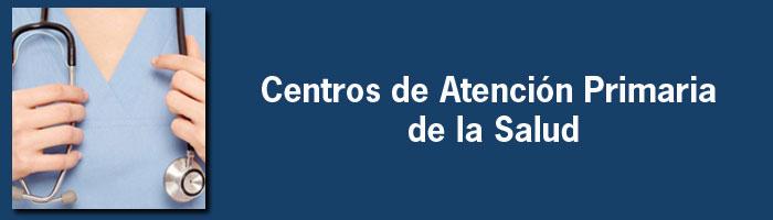 Centros De Atención Primaria De La Salud – Provinciales