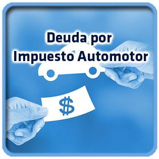 Solicitud de deuda por Impuesto Automotor – Municipalidad de ...