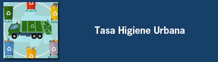 Tasa Higiene Urbana: se factura como Comercio y corresponde Vivienda