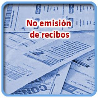 No emisión de recibos a contribuyentes con deuda