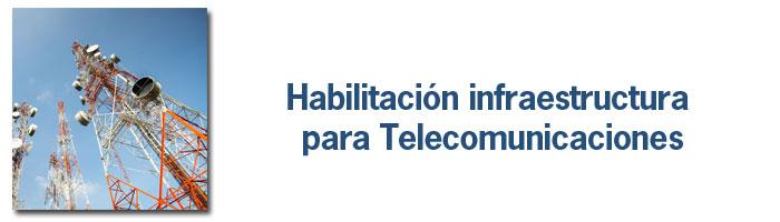 Habilitación Telecomunicaciones