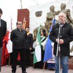 El Municipio participó del acto por el 208° aniversario de la Primera Junta de Gobierno de Chile