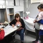 Mañana comienza la Campaña nacional de vacunación contra el sarampión y la rubeola