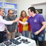 El Municipio realizó la cuarta entrega de lentes recetados a través del Programa Mirándonos