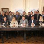 """Linares: """"Vamos a tratar por todos los medios que el Fondo Sojero sea incluido en el presupuesto 2019"""""""