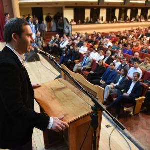 El Municipio acompañó el acto en conmemoración del Día del Jubilado