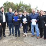 """Municipio impuso el nombre """"Francisco Panquilto"""" a la rotonda de Km 8"""