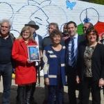 El Municipio acompañó el festejo del barrio Mosconi por sus 111 años de existencia