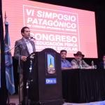 Se concretó la inauguración del VI Simposio de Ciencias Aplicadas al Deporte y el IX Congreso de Educación Física y Deporte Escolar