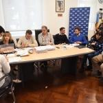 """Linares: """"En lo que resta del año licitaremos obras por más de 400 millones de pesos"""""""