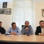 """Linares: """"Como Estado, tenemos la obligación de dejar un Comodoro mejor que cuando asumimos la gestión"""""""