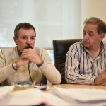 Municipio realizará el saneamiento de pluviales y ejecutará obras de bacheo por más de 2 millones de pesos