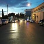 Inspectora de tránsito fue agredida durante operativo de control de alcoholemia