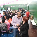 Linares participó del tradicional agasajo por el día de la madre en barrio Máximo Abásolo