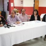 Dirigentes del Club Roca destacaron el acompañamiento del intendente