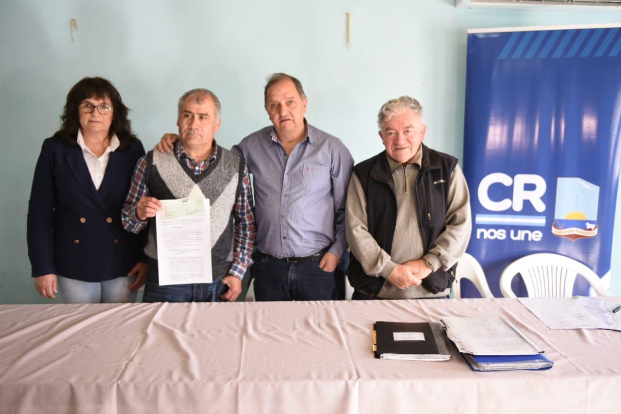 Vecinos de Malvinas Argentinas destacaron los avances en el barrio