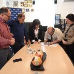Municipio entregó un subsidio al Grupo Scouts Nuestra Señora de Luján
