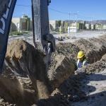 El Municipio invirtió 430 millones de pesos en redes de gas