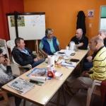 El Municipio avanzará en un estudio para determinar las obras hídricas necesarias en Laprida