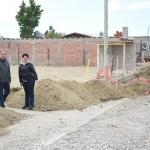 Vecinalistas destacaron el mejoramiento en materia de servicios públicos en el barrio René Favaloro