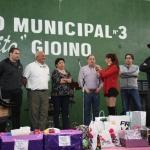 Varela destacó el fuerte acompañamiento del Municipio
