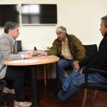 Municipio recibió a la Asociación de Taxistas Unidos de Comodoro Rivadavia