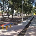 El Municipio avanza en la puesta en valor de espacios públicos