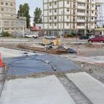 El Municipio recupera y pone en valor las veredas perimetrales del paseo ferroportuario