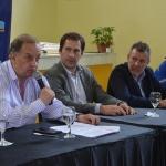 """Linares: """"Esta semana terminamos de hacer licitaciones por 280 millones de pesos"""""""