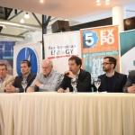"""Luque: """"La Expo Industrial potencia a los productores regionales y a la reconversión económica de la ciudad"""""""