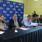 Vecinalistas agradecieron el acompañamiento del Municipio para el mejoramiento barrial