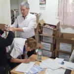 Municipio ya concretó la entrega de más de 1500 tratamientos con la campaña solidaria de medicamentos