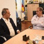 """Linares: """"Scioli es un dirigente que siempre acompañó el proyecto nacional y popular al cual pertenecemos"""""""