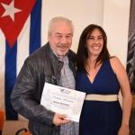 Quedó inaugurada la Casa de la Amistad Cubano-Argentina en Km 3