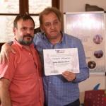 """Linares: """"Esta Casa de la Amistad es un paso enorme que da Comodoro en materia cultural"""""""