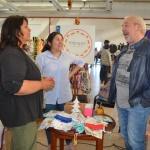 Se concretó con éxito la Feria de Diseño en el Centro Cultural