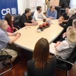 Referentes de la Asociación de Técnicos Radiólogos valoraron el apoyo del Municipio