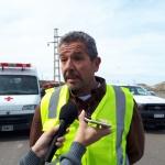 Municipio y Policía coordinaron operativo de seguridad por el superclásico