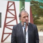 Linares participó del 31° Aniversario del Museo del Petróleo