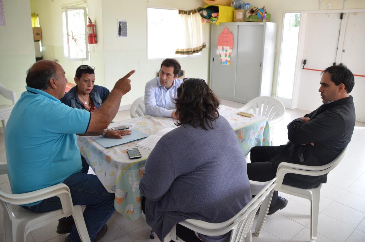 """Samienta: """"La Municipalidad nos ha dado una respuesta inmediata a nuestros pedidos"""""""