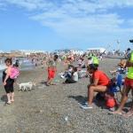 El Servicio de Guardavidas trabaja fuertemente para mantener la seguridad en las playas de la ciudad