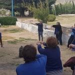 Adultos mayores disfrutaron de una jornada saludable al aire libre
