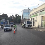 El Municipio intensifica los controles vehiculares durante la temporada estival