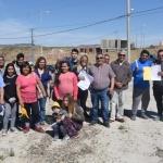 El Municipio nominó los terrenos entregados en el barrio Don Bosco