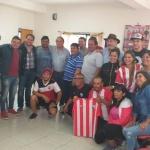 """Linares: """"Para nosotros es fundamental estar cerca de deporte de la ciudad"""""""