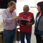 El Municipio entregó un subsidio a la Cruz Roja en Comodoro