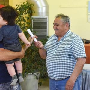 El Municipio entregó 34 resoluciones de tierras para vecinos en barrio Don Bosco