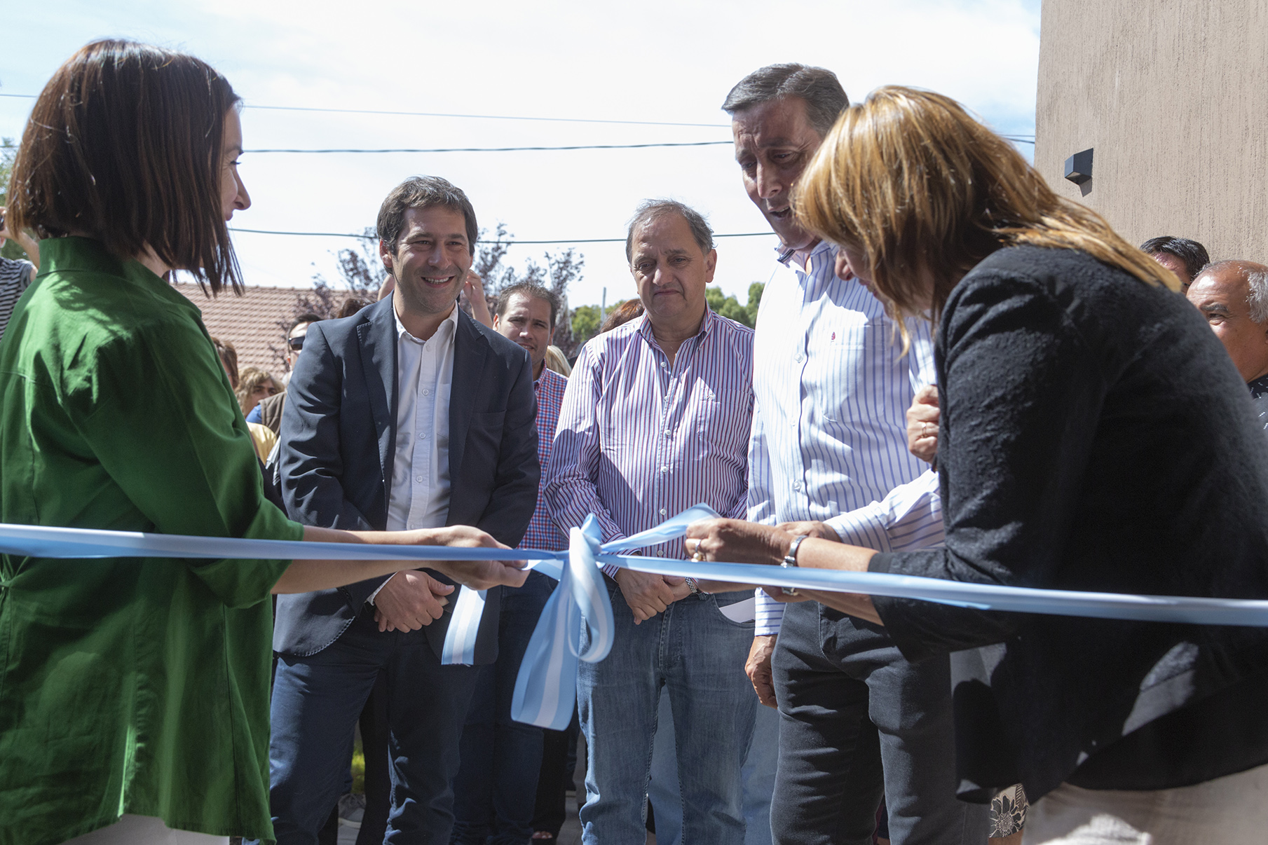 """Linares: """"La Casa marca un antes y un después en nuestras políticas de contención"""""""