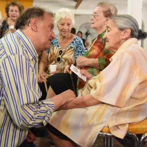 El intendente celebró junto a vecinos del barrio Castelli un nuevo aniversario de su creación