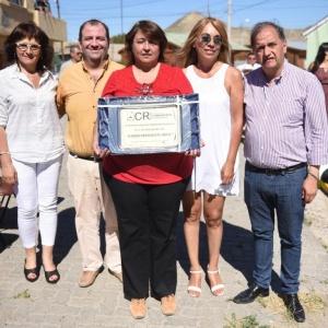 """Linares: """"El ida y vuelta con el vecino es la base de esta gestión"""""""